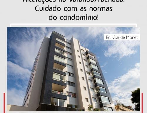 Alterações na varanda/fachada: cuidado com as normas do condomínio!