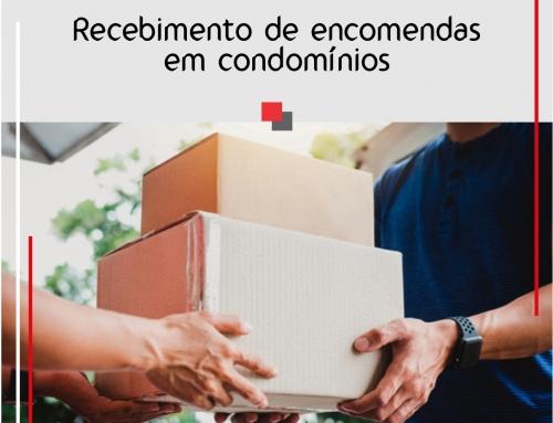 Recebimento de encomendas em condomínio