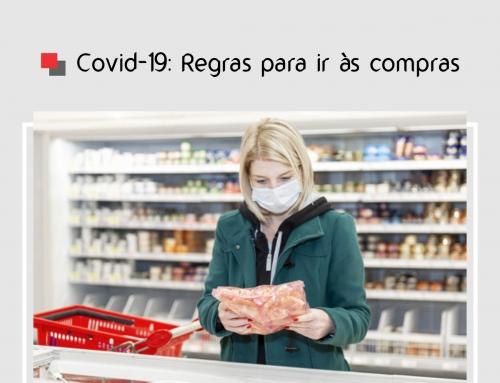 Covid-19: Regras para ir às compras